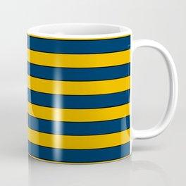 West Virginia Flag State Map Coffee Mug