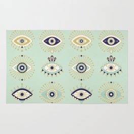 Evil Eye Collection Rug