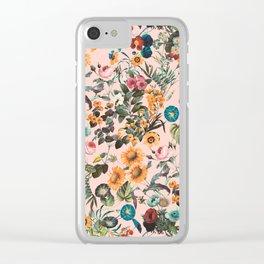 EXOTIC GARDEN XVIII Clear iPhone Case