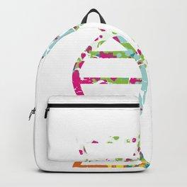 DNA Molecule Biologist Or Geneticist Gift Backpack