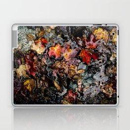Leaves Submerged Laptop & iPad Skin