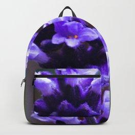 lavender flower Backpack