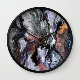 Sacred nature Wall Clock