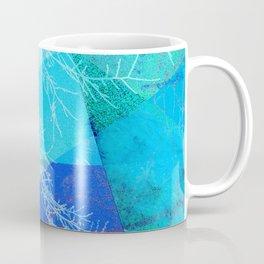 P19-C2 TREES AND TRIANGLES Coffee Mug