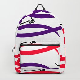 The Beauty of Haa-3 Backpack