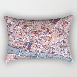 City of London Rectangular Pillow