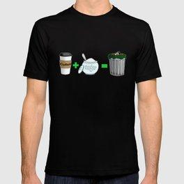Coffee Math T-shirt