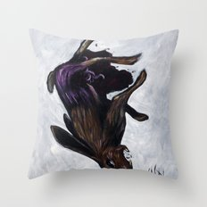 Untitled (dead things 08) Throw Pillow