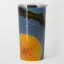 Aquamarina Three Travel Mug