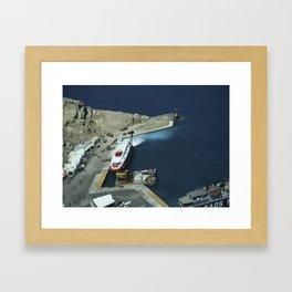 Crete, Greece 10 Framed Art Print
