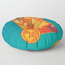 Whole Lotta Woman Floor Pillow