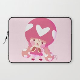 Toadette of Hearts Laptop Sleeve