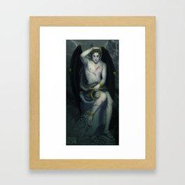 Claude Faustus: Le Genie du Mal Framed Art Print