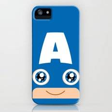 Adorable Captain iPhone (5, 5s) Slim Case