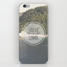 Forever Summer iPhone & iPod Skin