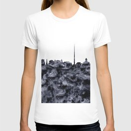 Dublin Skyline Ireland T-shirt