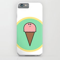 Ice cream (cone) iPhone 6s Slim Case