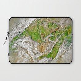Ocean Grass Laptop Sleeve