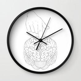 A Spark Wall Clock