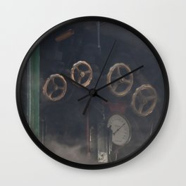 Age of Steam 5 Wall Clock