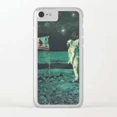 Project Apollo - 2 Clear iPhone Case
