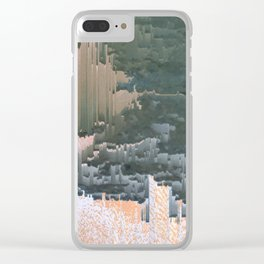 valley entrance Clear iPhone Case