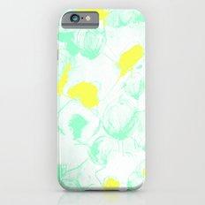 Green & Yellows Slim Case iPhone 6s