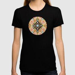 Boho Chic Flower Garden T-shirt