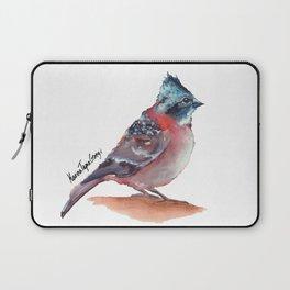 Chilean Bird - Chincol Laptop Sleeve