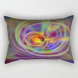 Salve twirls Rectangular Pillow