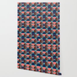 Geometric Abstract #1 Wallpaper
