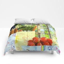 Little Red Fox Comforters