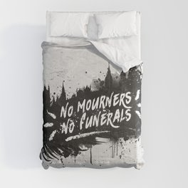No Mourners No Funerals Comforters