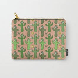 Chemistry Cacti Carry-All Pouch
