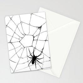 Spidey pattern Stationery Cards