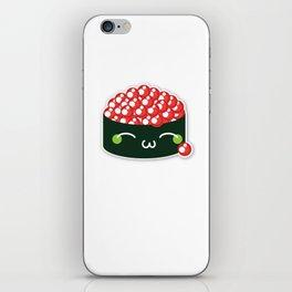 Happy Sushi iPhone Skin