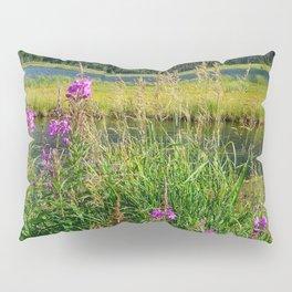 July at Tern Lake - II Pillow Sham