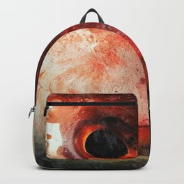 Fish Face Backpack
