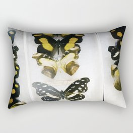 Butterfly Case - Color Rectangular Pillow