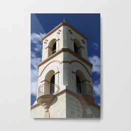 Ojai Tower Metal Print