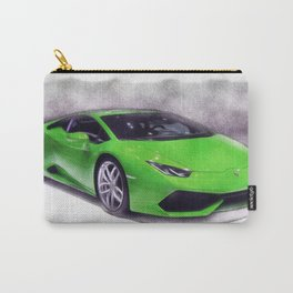 Supercar Carry-All Pouch