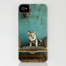 The Deer Hunter iPhone (4, 4s) Slim Case