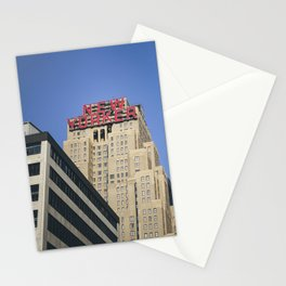 Street View New Yorker Hotel Stationery Cards