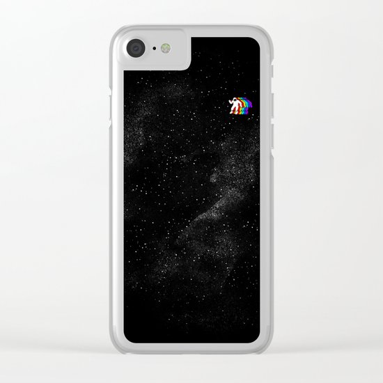 Gravity V2 Clear iPhone Case