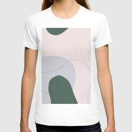 Modern Art Flora B T-shirt