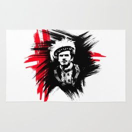 David Beckham - True King Rug
