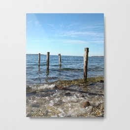 Cold Spring Harbor Metal Print