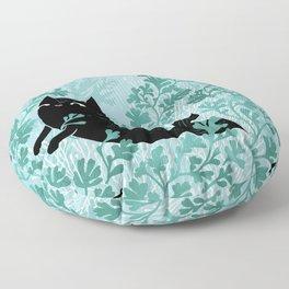 Undersea (Mint Remix) Floor Pillow