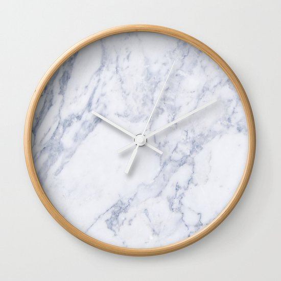 Marble VI Wall Clock
