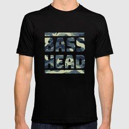 dj gift, bass head T-shirt
